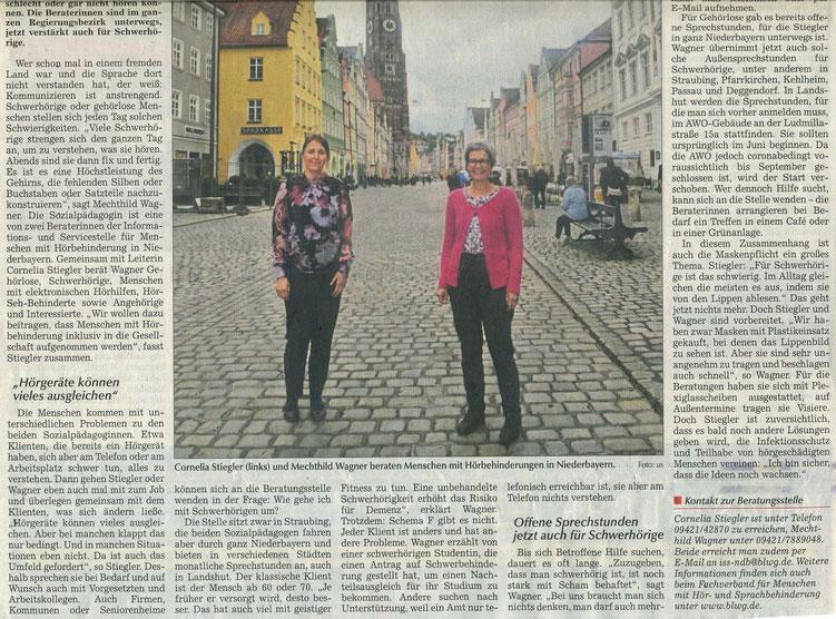 Quelle: Landshuter Zeitung 09.06.2020