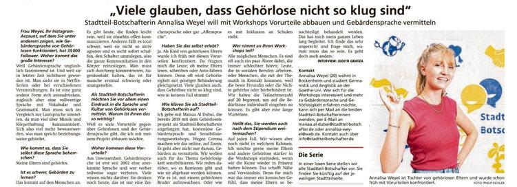 Quelle: Frankfurter Zeitung vom 13.08.2021
