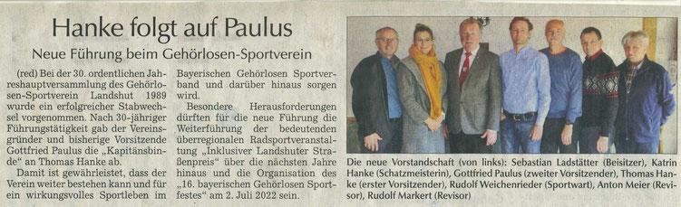 Quelle: Landshuter Zeitung 14.03.2020