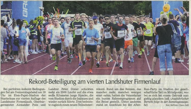 Quelle: Landshuter Zeitung 05.07.2019