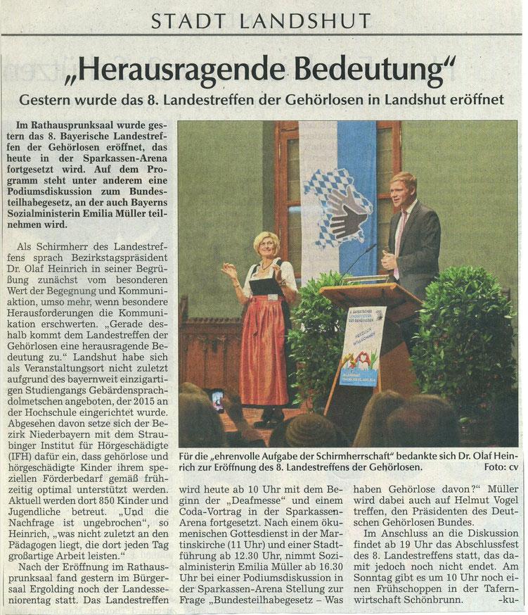 Quelle: Landshuter Zeitung 04.06.2016