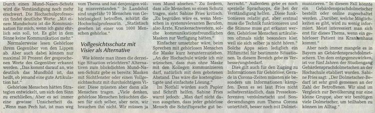 Quelle: Landshuter Zeitung 05.05.2020