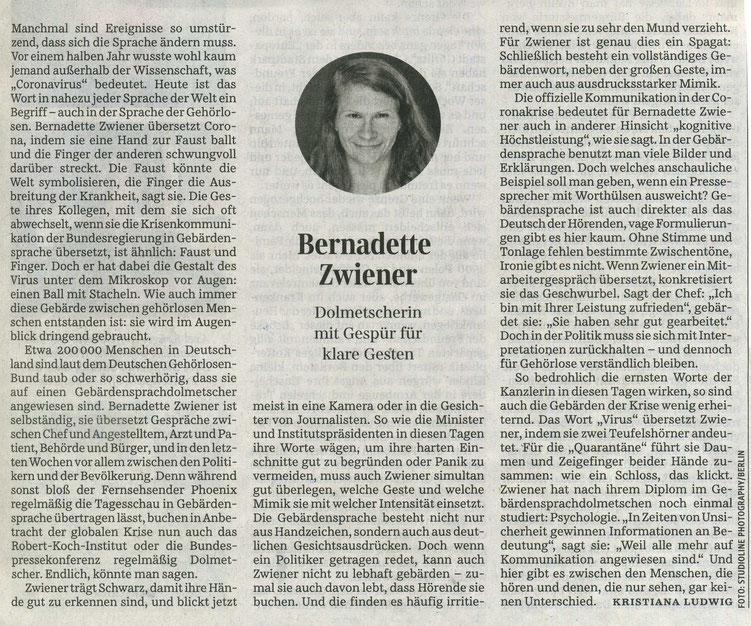 Quelle: Süddeutsche Zeitung 28.03.2020