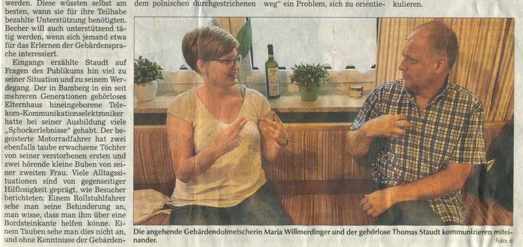 Quelle Moosburger Zeitung 11.06.2018