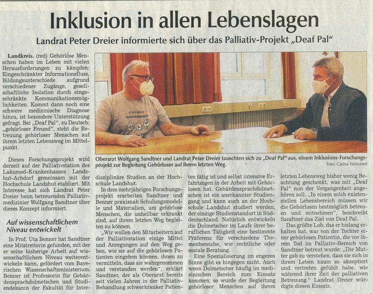 Quelle: Landshuter Zeitung 15.05.2021