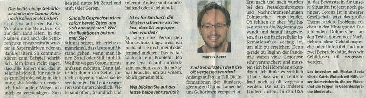 Quelle: Münchner Merkur  28.09.l2020
