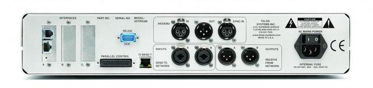 Codec ISDN Telos