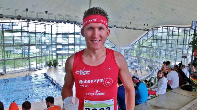 01:14:30 Stunden für 21,1 Kilometer (PB) beim Halbmarathon in München