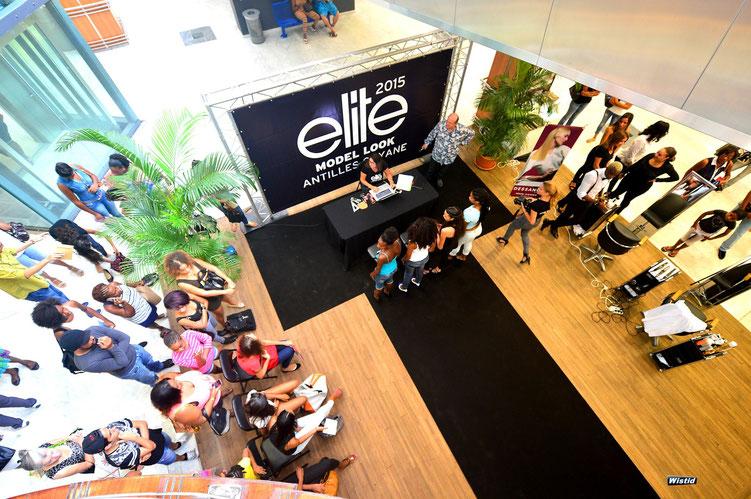 L'an dernier, en Guadeloupe, une centaine de participantes se sont présentées au concours. (Photo : Wistid)