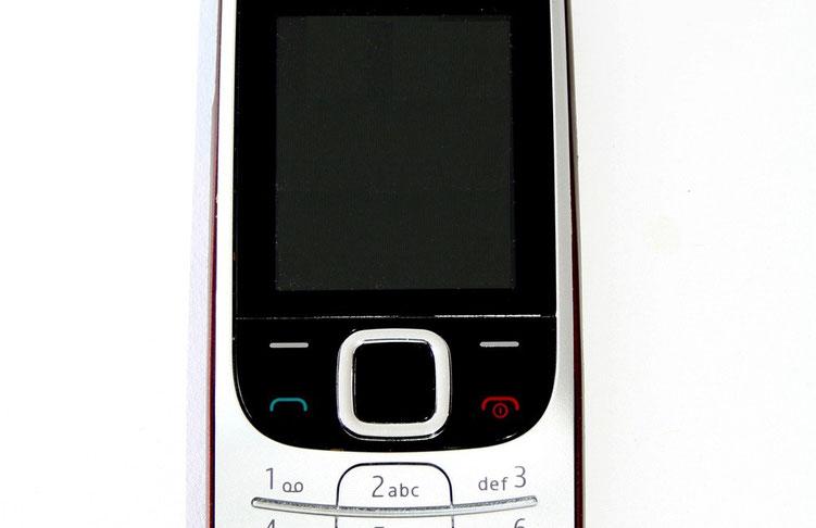 Ausgeschaltetes Handy