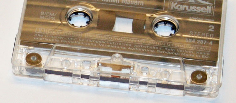 Hörspielkassette