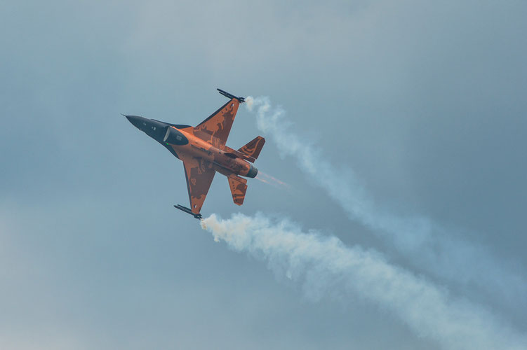 F16 in Action