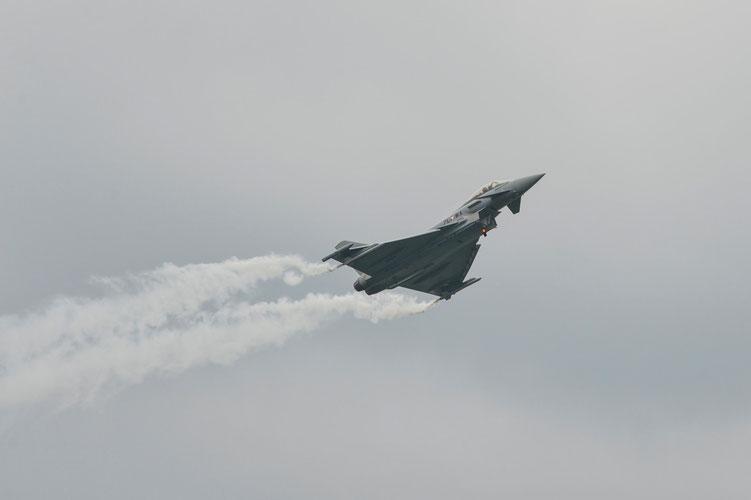 """Unser"" Eurofighter"