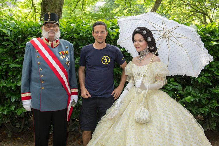 Ehemaliger Chef von Österreich und Chef vom Knipserklub