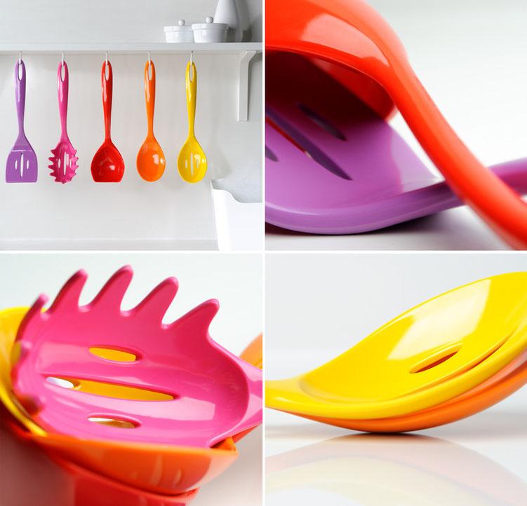 Mehr Farbe in die Küche Foto von Fotografin Antje Dopheide