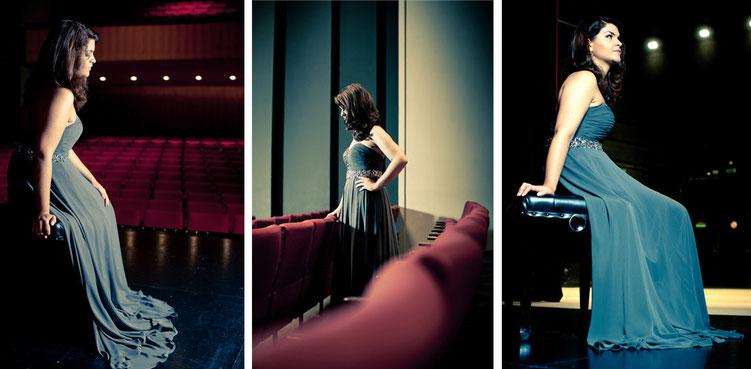Opernsängerin Maren Schwier Foto von Fotografin Antje Dopheide