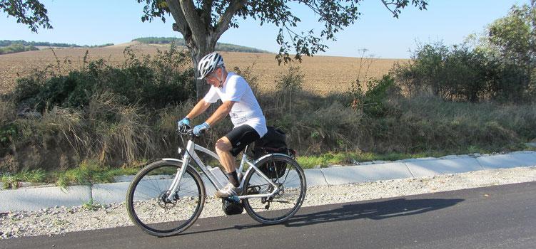 Електрическо колело, велосипед, пътепис, пътешествие