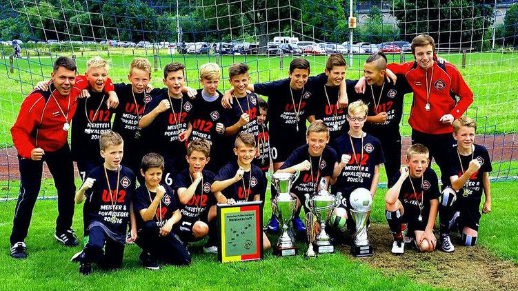 D-Junioren Kreisliga Mosbach
