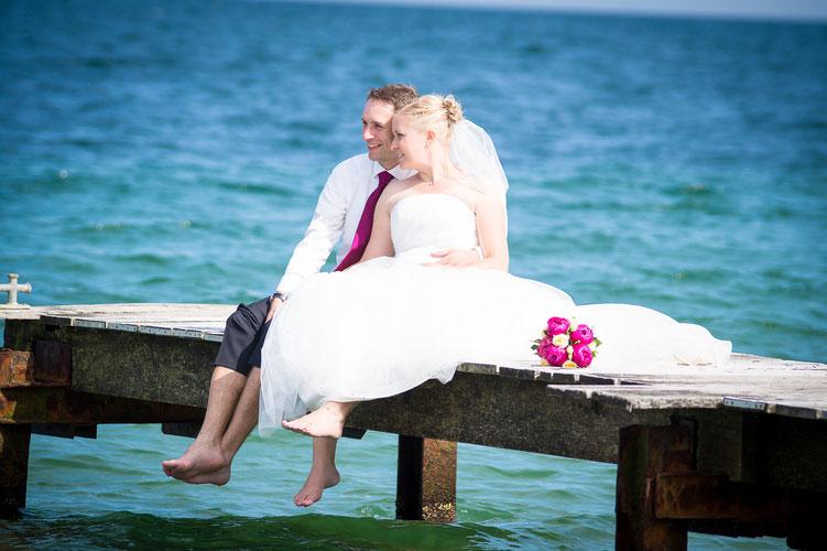 Hochzeitsfotos Fehmarn und Heiligenhafen
