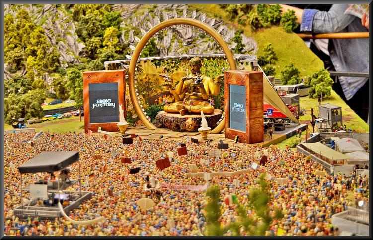 Hamburg - Miniatur Wunderland 11