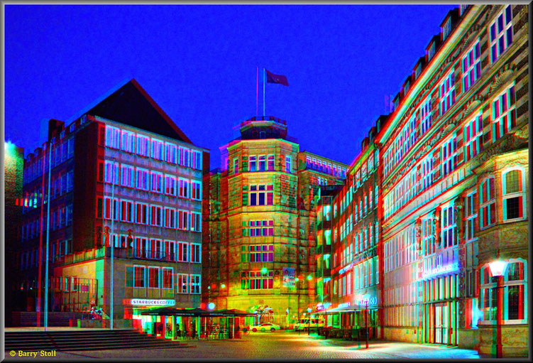3D - Bremen - Sonntagnacht in der City 6