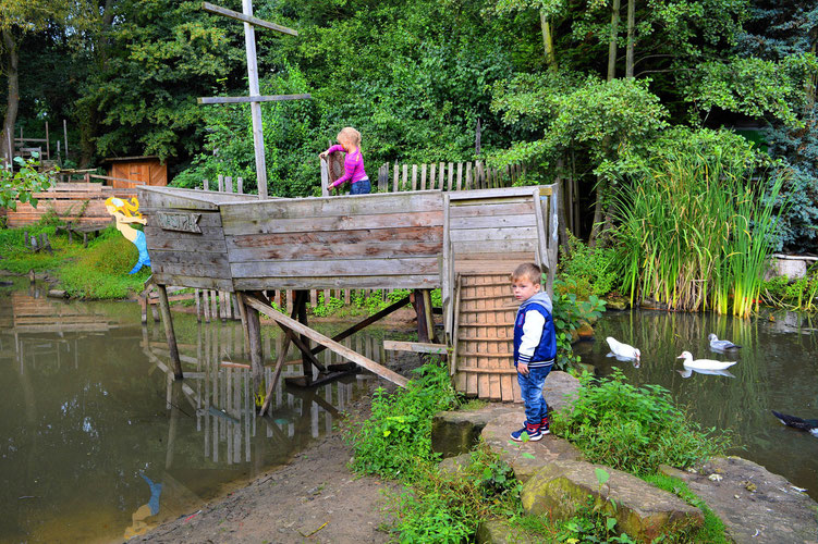 Farmfest der Kinder- und Jugendfarm Bremen 16