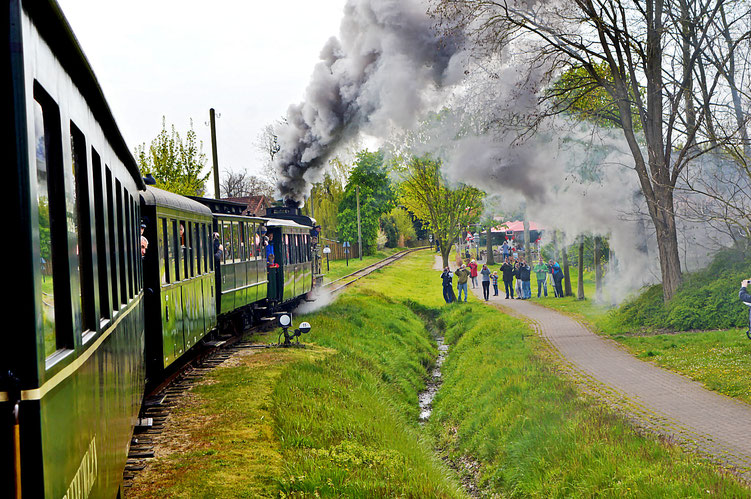 Museumseisenbahn Bruchhausen-Vilsen 23