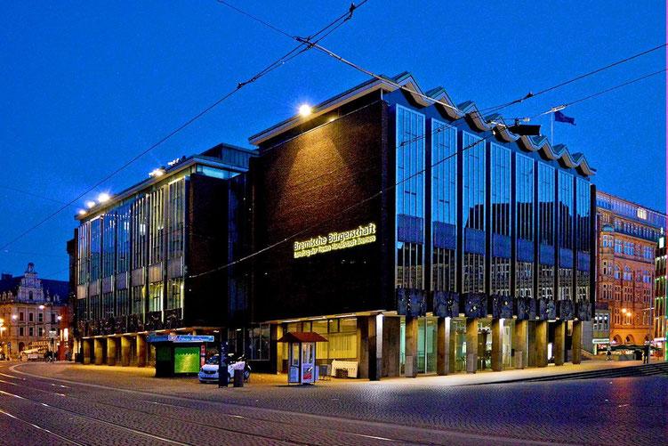 Bremen - Sonntagnacht in der City 7