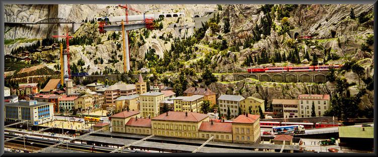 Hamburg - Miniatur Wunderland 7