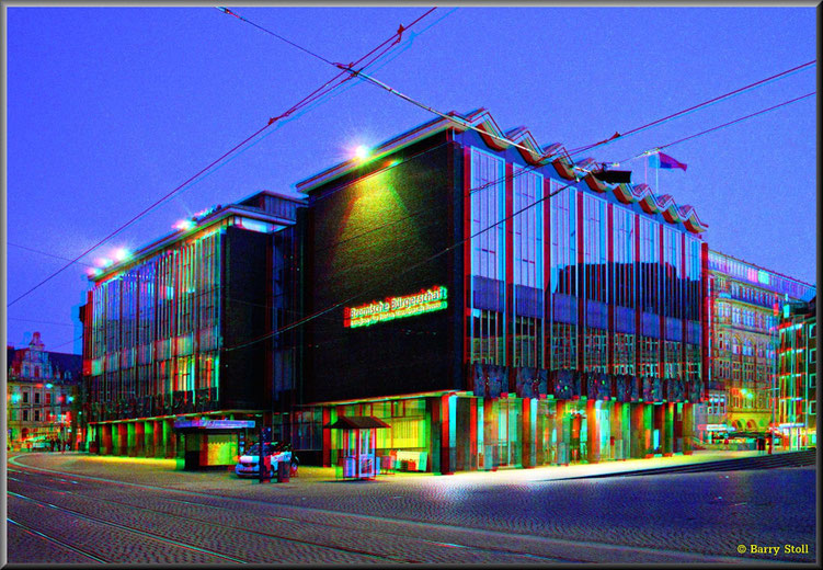 3D - Bremen - Sonntagnacht in der City 4