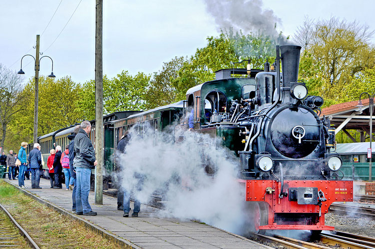 Museumseisenbahn Bruchhausen-Vilsen 17