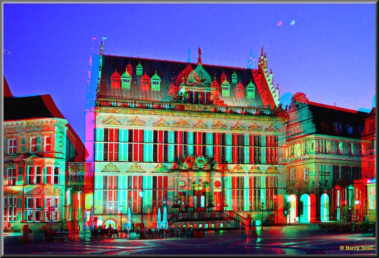 3D - Bremen - Sonntagnacht in der City 5