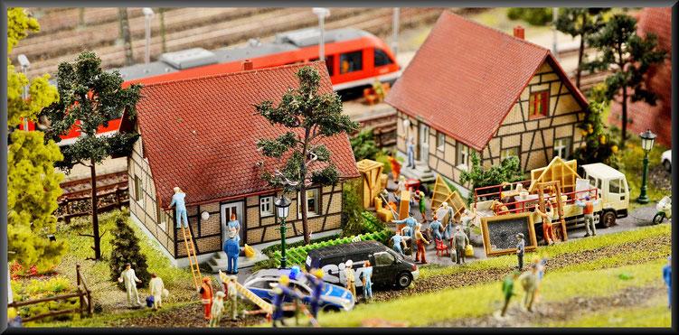 Hamburg - Miniatur Wunderland 50