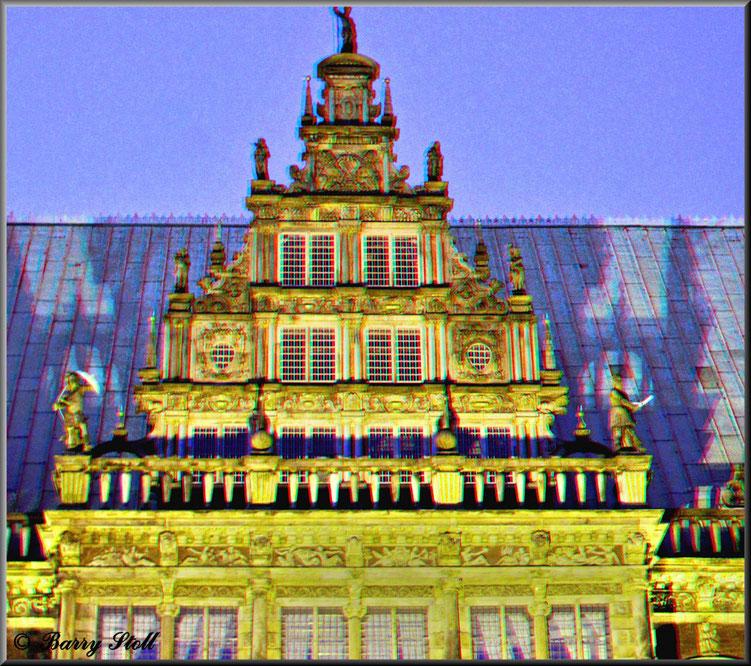 3D - Bremen - Sonntagnacht in der City 1