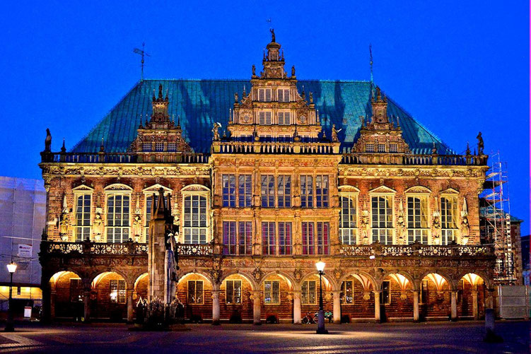Bremen - Sonntagnacht in der City 5