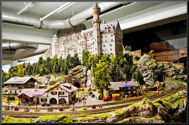 Hamburg - Miniatur Wunderland 30