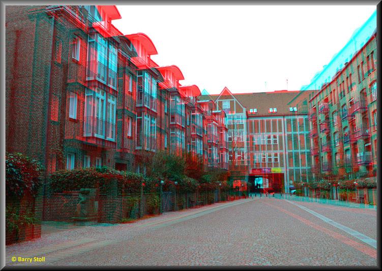 3D - Bremen Teerhof 1