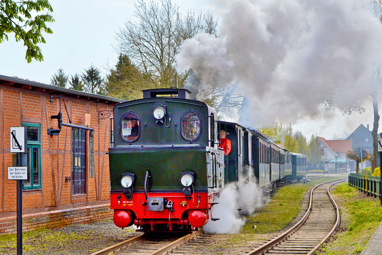 Museumseisenbahn Bruchhausen-Vilsen 44