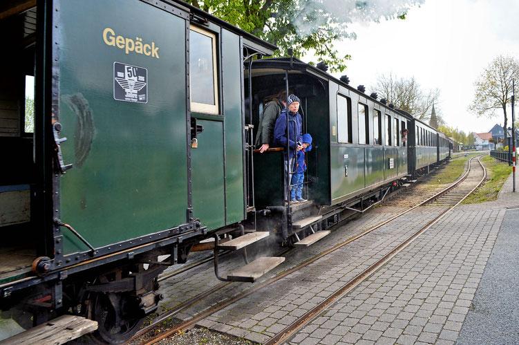 Museumseisenbahn Bruchhausen-Vilsen 45