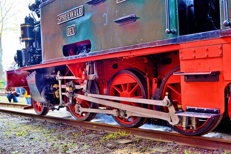 Museumseisenbahn Bruchhausen-Vilsen 43