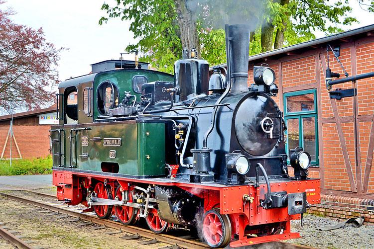 Museumseisenbahn Bruchhausen-Vilsen 37
