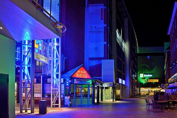 Bremen - Sonntagnacht in der City 34