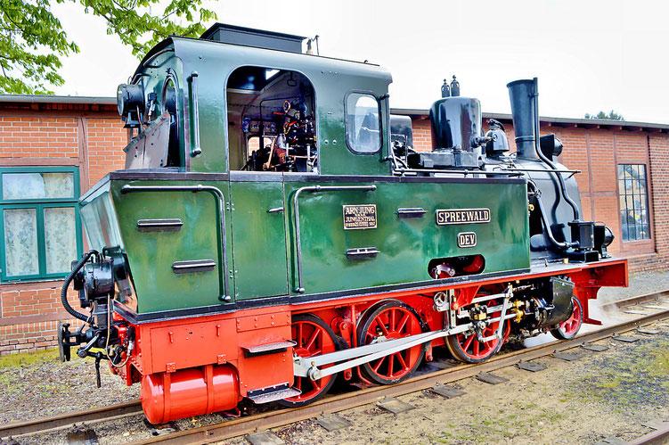 Museumseisenbahn Bruchhausen-Vilsen 38