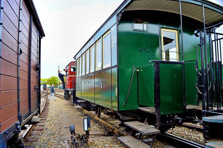 Museumseisenbahn Bruchhausen-Vilsen 16