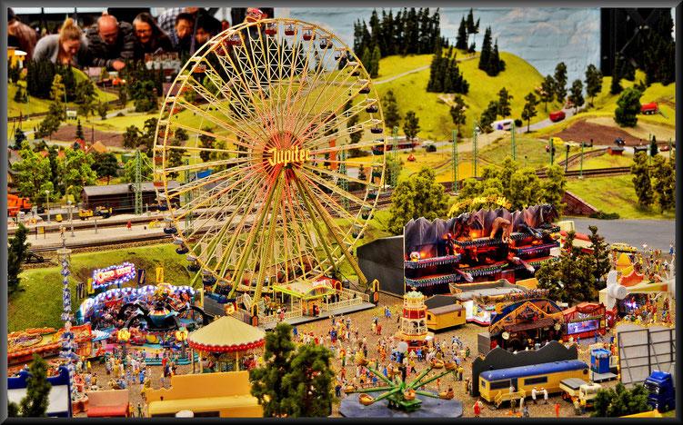 Hamburg - Miniatur Wunderland 36