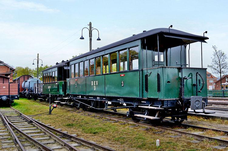 Museumseisenbahn Bruchhausen-Vilsen 1