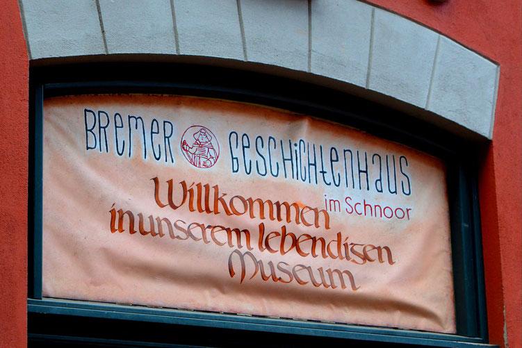 Der Schnoor in Bremen 19
