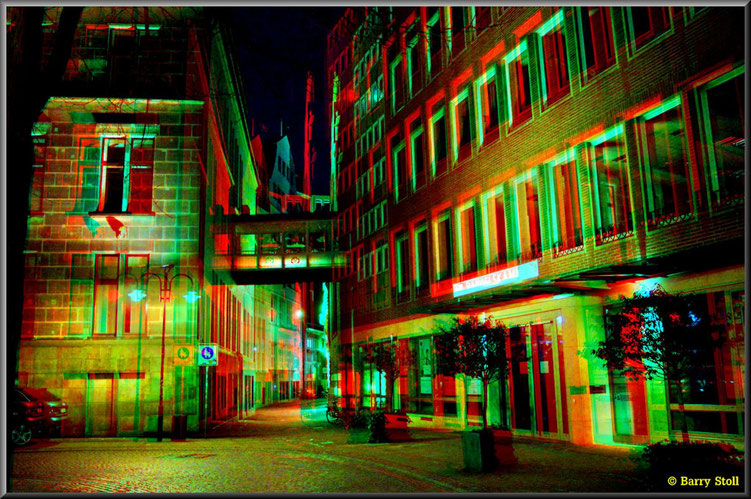 3D - Bremen - Sonntagnacht in der City 23