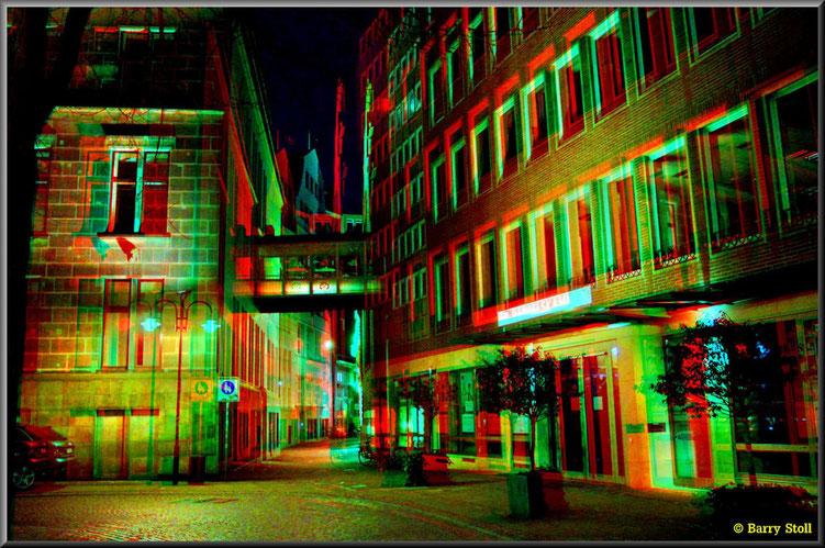 3D - Bremen - Sonntagnacht in der City 23