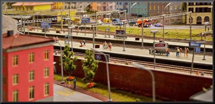 Hamburg - Miniatur Wunderland 16
